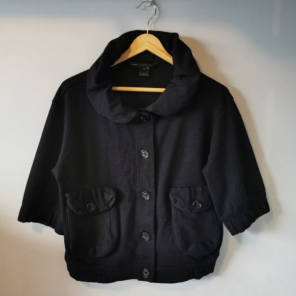 Marc by Marc Jacobs Wool Cardigan/Jacket